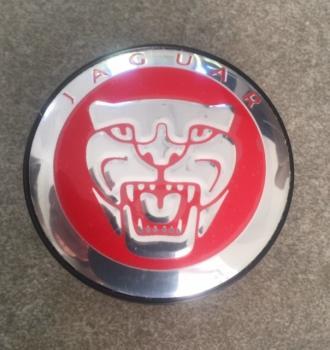 Enjoliveur de roue (4)  Rouge