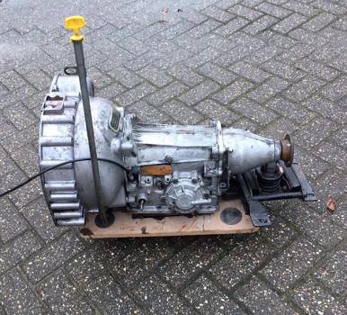 Boîte de vitesses automatique  BW66