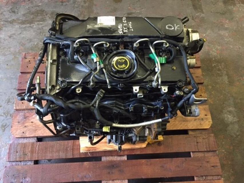 moteur 2 2 ou 2 0 diesel jaguar x type moteurs all4jags france. Black Bedroom Furniture Sets. Home Design Ideas