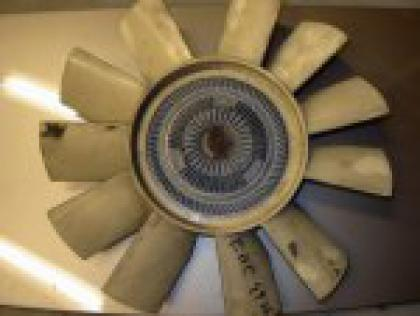 ventilateur visco + fan XJ40