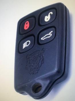 Controle remoto de 4 botões 315 mHz / Jaguar XJ8 de 1998 a 2000