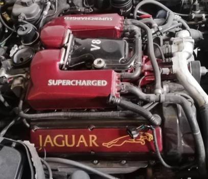 Motor completo AJ26 NCC1002HA