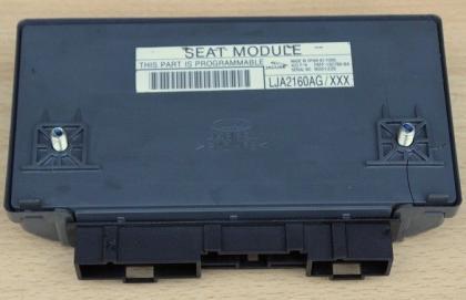 Module siège LJA2610AA-AB-AF-AG