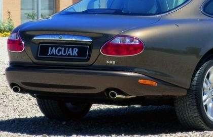 couverture de pare chocs arriere hja6586bb jaguar xk8 xkr carrosserie all4jags france. Black Bedroom Furniture Sets. Home Design Ideas
