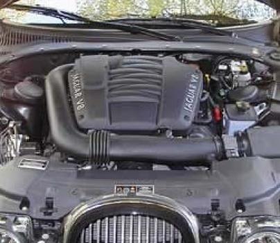 Moteur S Type 4.0 V8