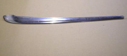 partie chrome du pare-choc arr. BEC19960-BEC19961