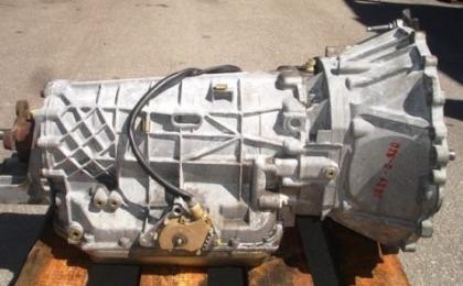 Boite automatique 5HP24