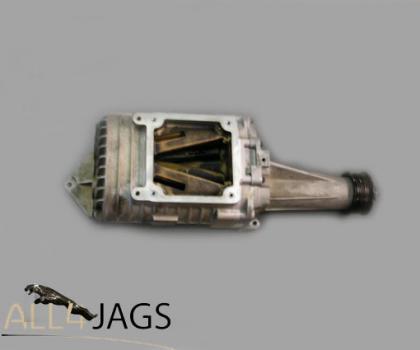 Compresseur moteur V8