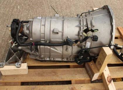 Boite automatique 2.7 Diesel