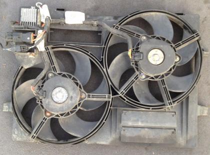 Ventilateur du moteur 6X4H8C607AB